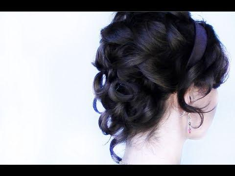 Wedding Hair Tutorial- Short Hair
