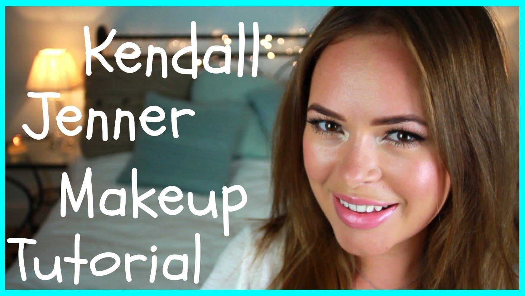 Kendall Jenner Makeup Tutorial!
