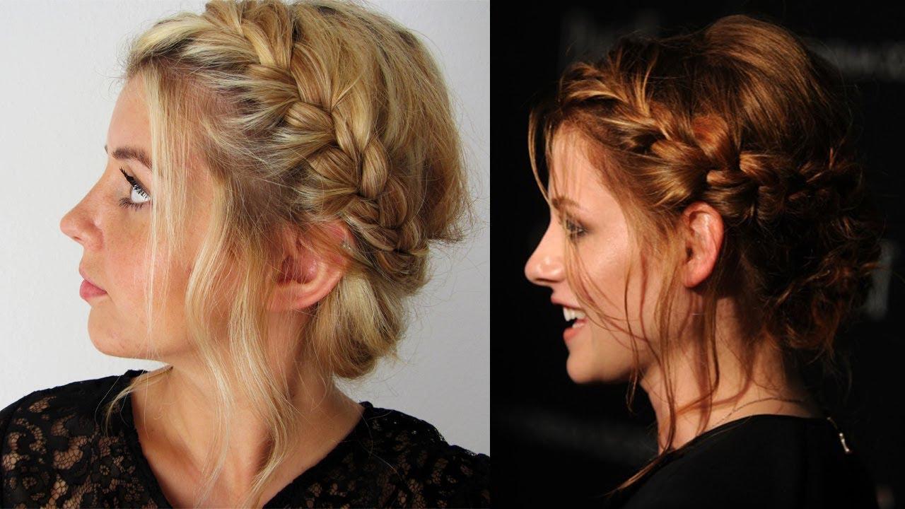 Kristen Stewart Inspired Frisuren Freitag