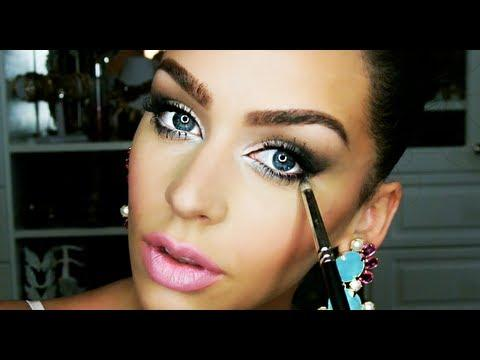 Summer Smokey Eye Tutorial – Hoodedsmaller Eyes