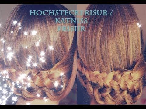 Katniss Frisur Hochsteckfrisur