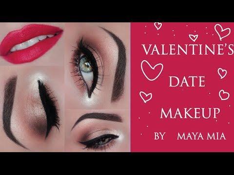 Valentine's Date Makeup Tutorial