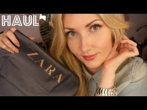 """HAUL Zara & Vero Moda """"Wunderschöne Blusen"""""""