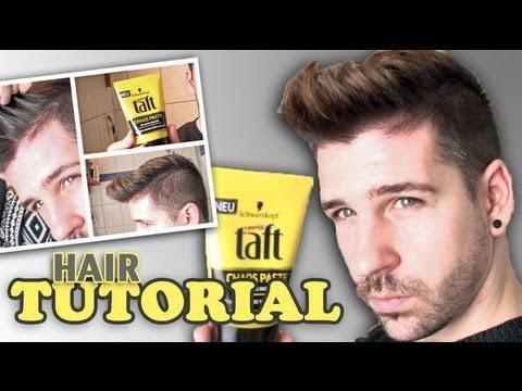 Justin Bieber Hairtutorial – 2013 Look – Frisur Deutsch