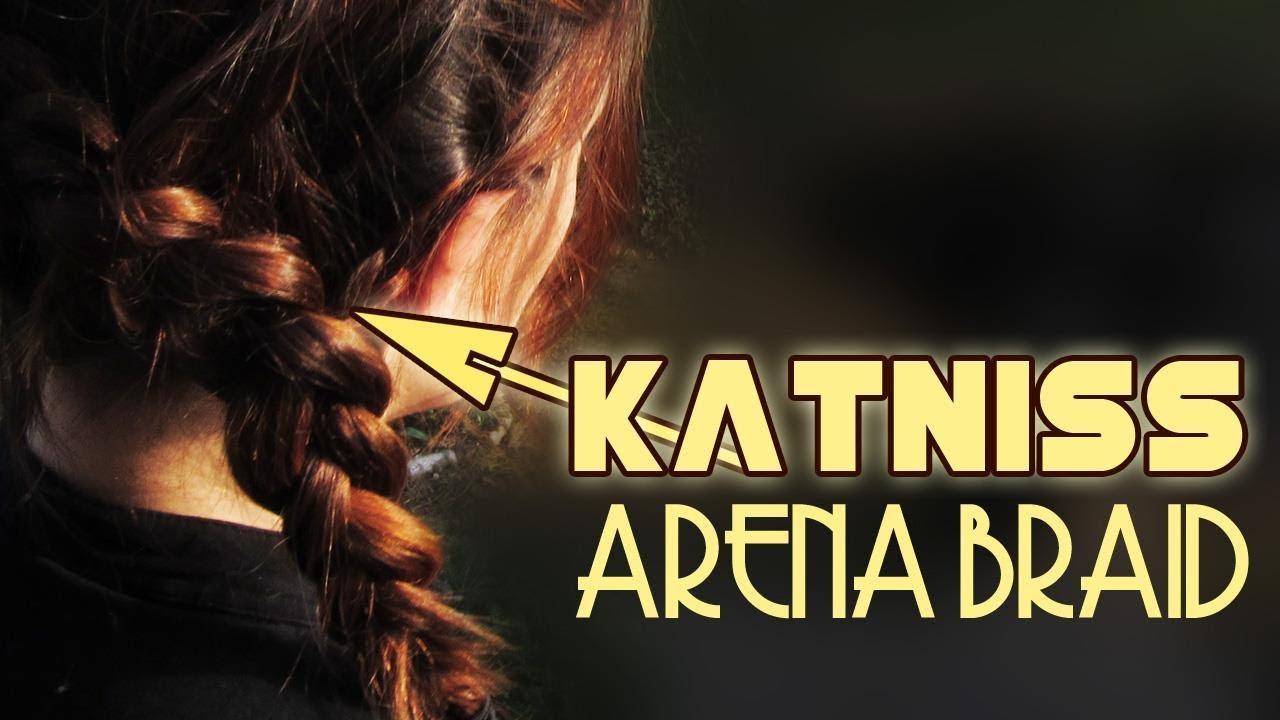 """Katniss """"arena"""" Zopf Aus Den Hunger Games [tribute Von Panem]"""