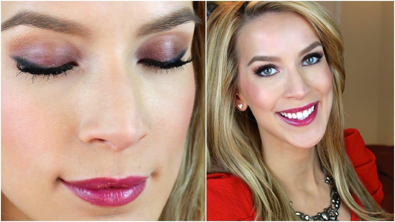 Ten hair and makeup tips for a date :: Dating beauty