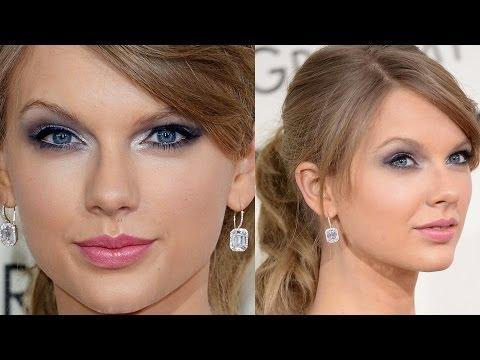 Taylor Swift Grammys 2014 Makeup Tutorial