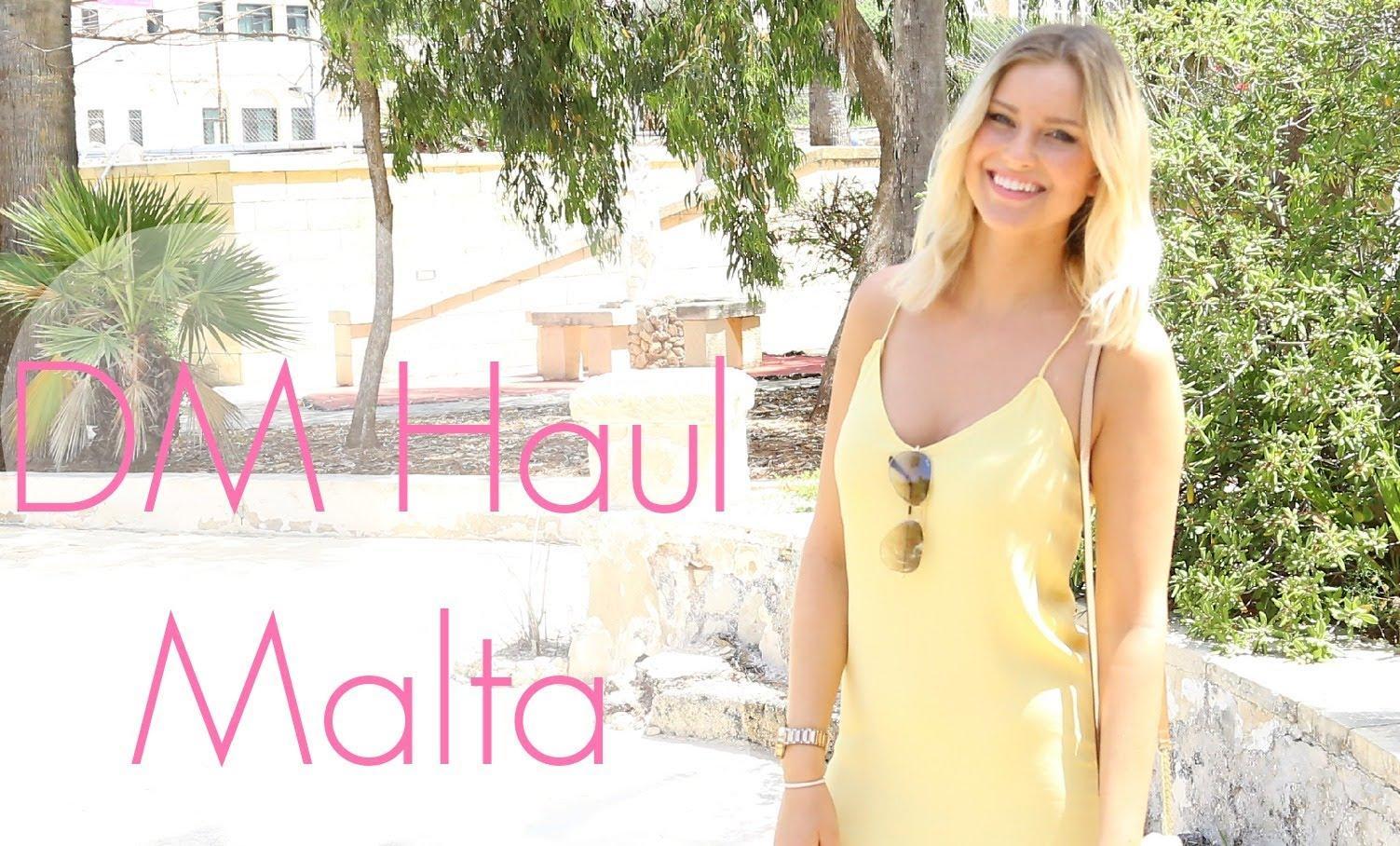 Dm Haul Für Malta ☀️
