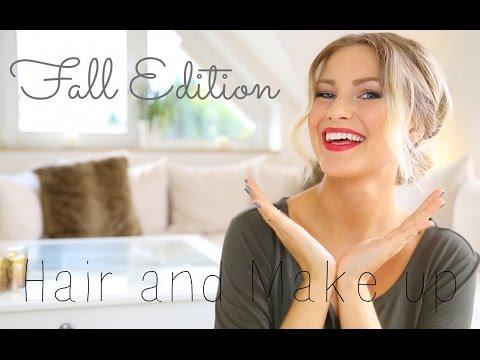 Fall Edition: Hair and Make up