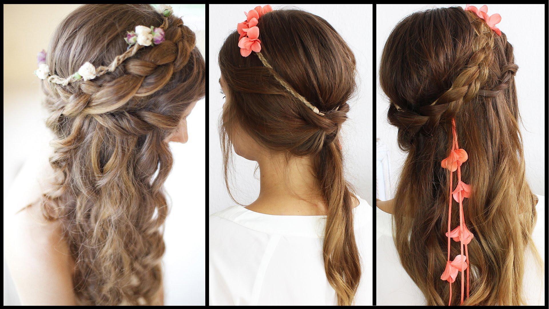 Haarband Frisur – Hochzeit, Abiball, Festliche Anlässe [frisuren Freitag]