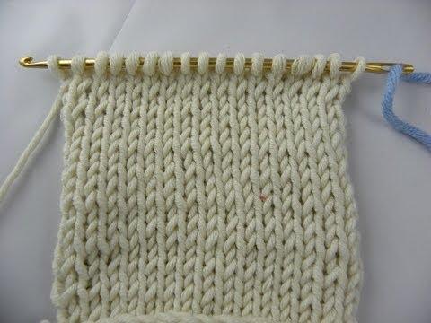 Knooking – Glatt Rechts – Hatnut Wolle Von Pro Lana