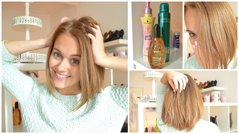 Meine Haarpflege – Schnell Gesunde & Lange Haare