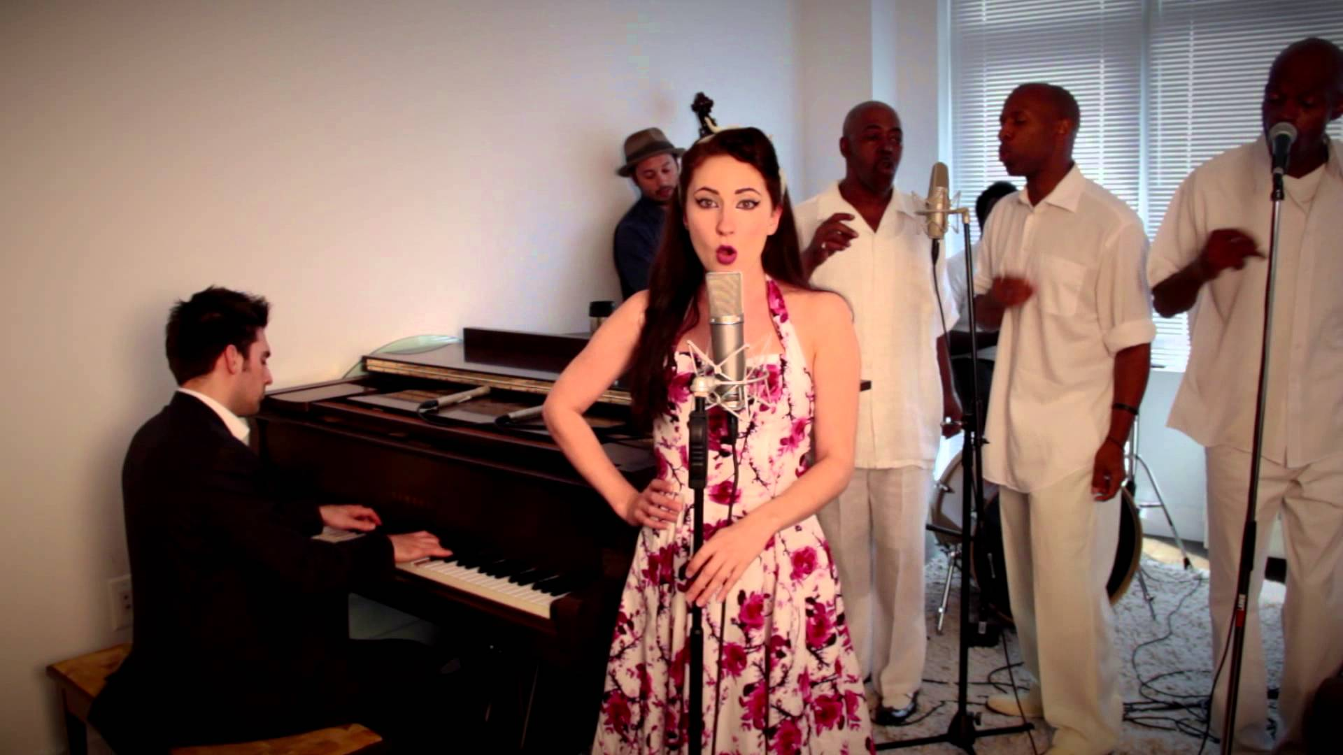 Problem – Vintage '50s Doo-wop Ariana Grande Cover Ft The Tee – Tones