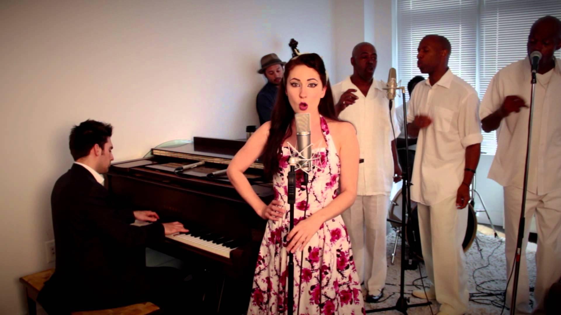 Problem – Vintage '50s Doo-wop Ariana Grande Cover Ft The Tee – Tones