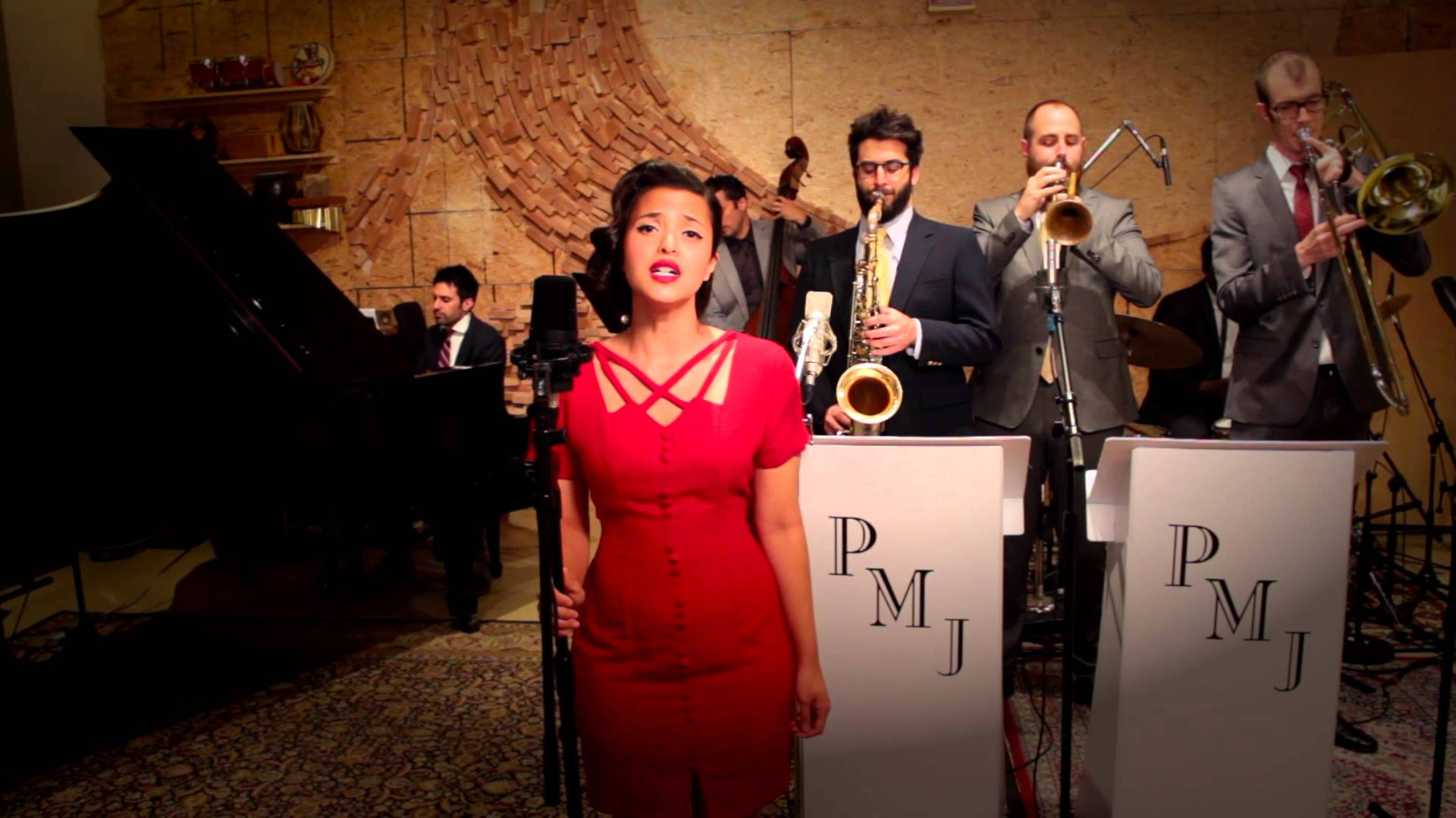 """Stay With Me – Vintage 1940s """"old Hollywood"""" Style Sam Smith Cover Ft Cristina Gatti"""