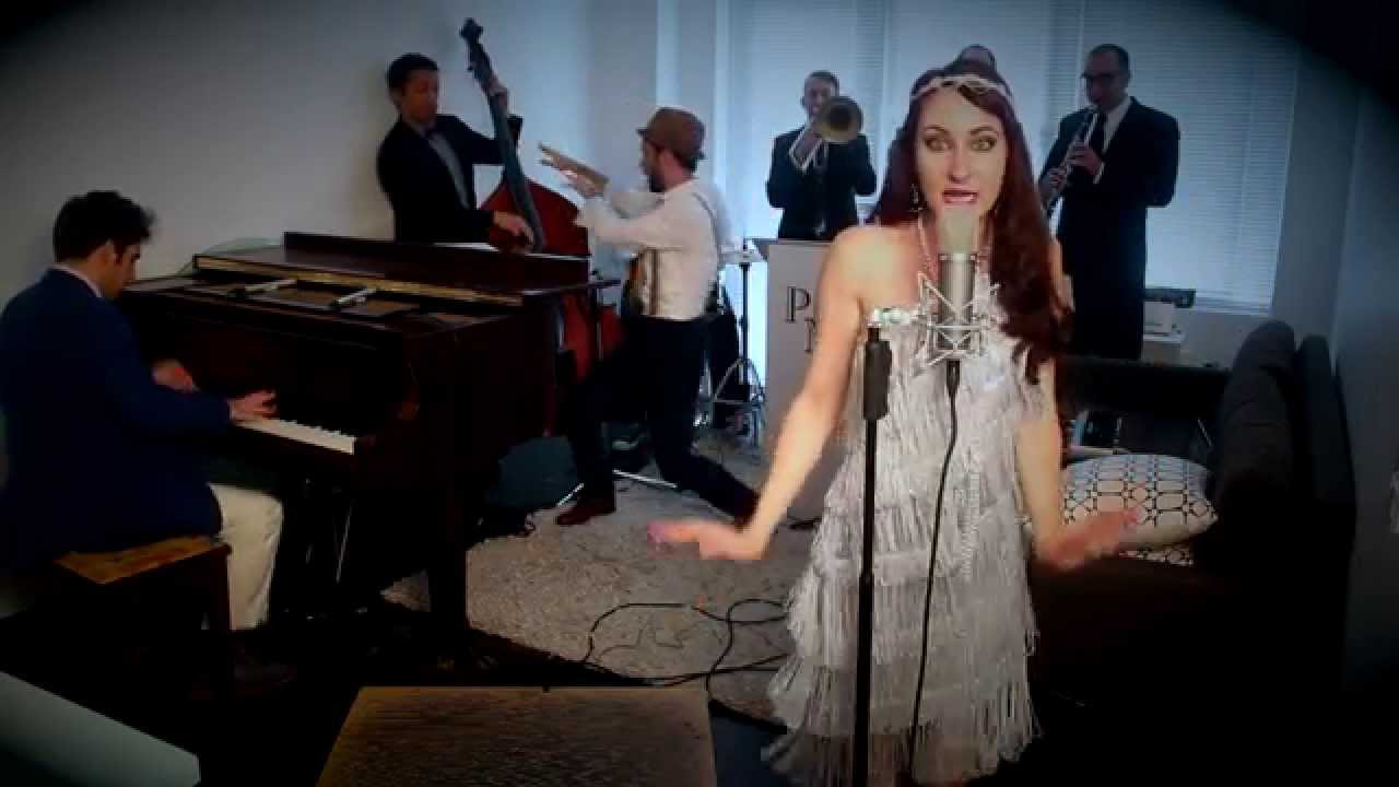 Wiggle – Vintage 1920s Broadway Jason Derulo Snoop Dogg Cover