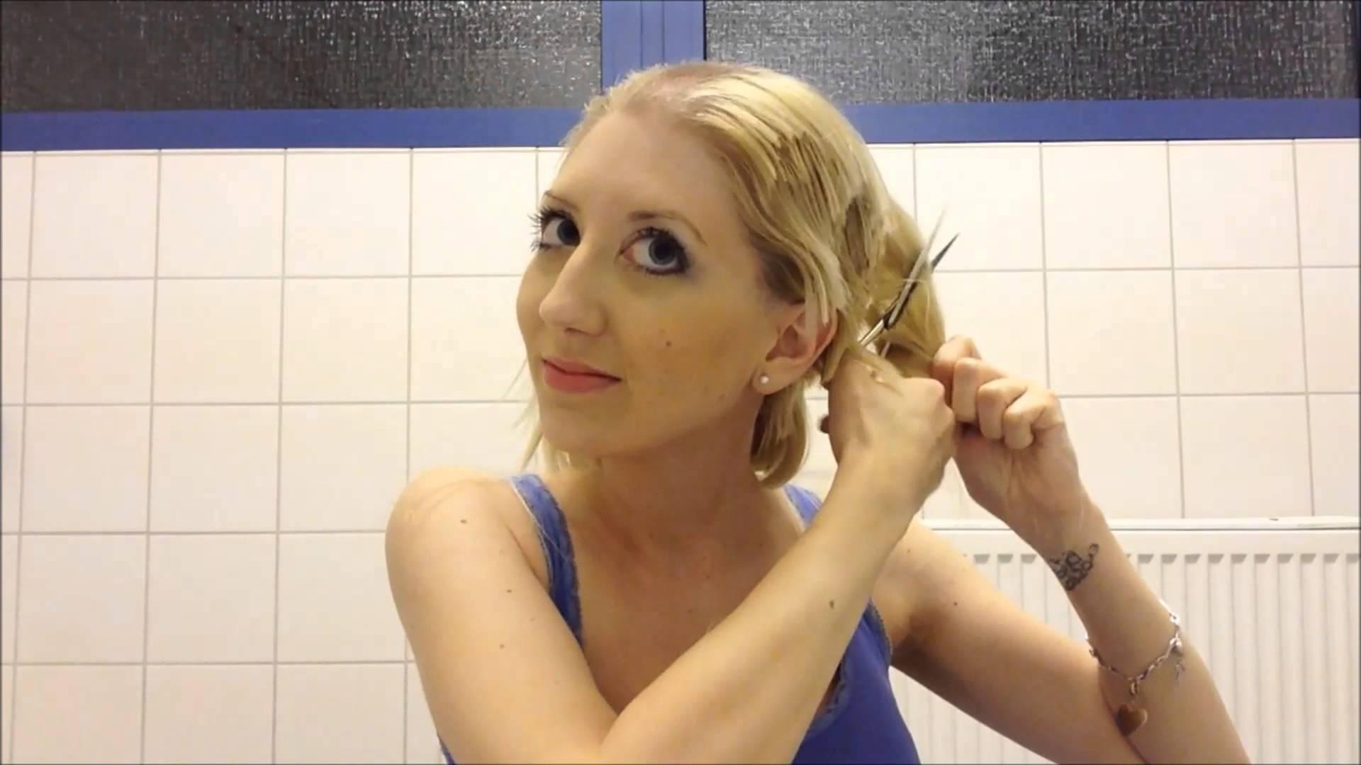 Haare Abrasieren Wegen Krebs – Schnipp Schnapp Haare Ab )