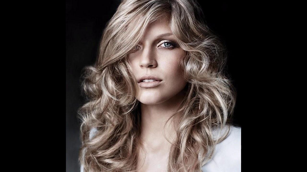 Lange Lockige Frisuren 2017 Die Besten Trendfrisuren
