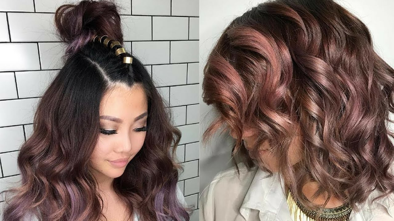 2018 spring & summer hair color trends | beautyvideos