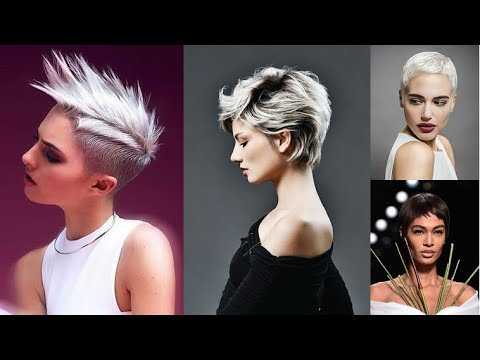 +40 Best Short Pixie Hairstyles, Haircuts, And Short Hair Ideas For 2018