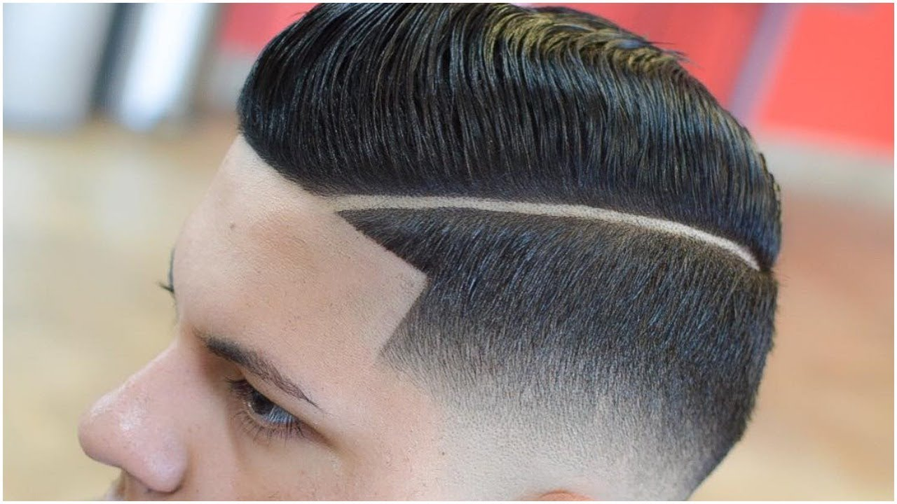 Top 10 Amazing Comb Over Haircuts For Men's-Guys Haircuts Trends 2018.