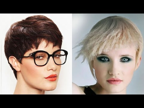 Short Hairstyles – Best Short Hair Ideas & Styles, Pixie Cuts 2018