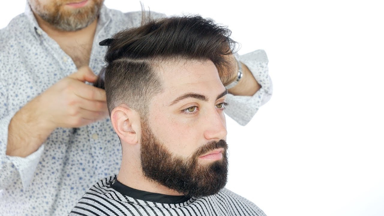 Haircuts For Men 2017-2018 | Mens Haircut & Hairstyle Trend 2017-2018