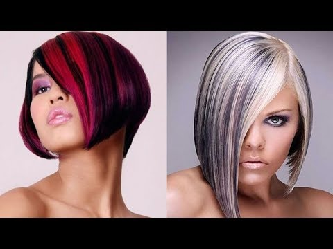 2018 Hair Color Ideas For Short Hair
